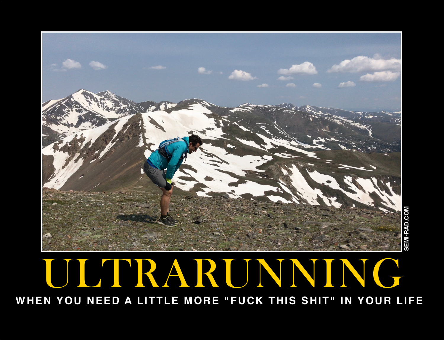 motivational posters for ultrarunners 1