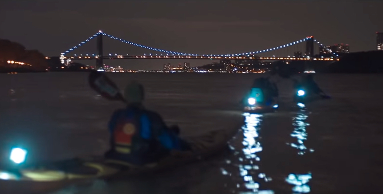 screen capture from King of the Manhattan Lap