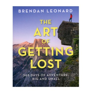 the art of getting lost signed copy