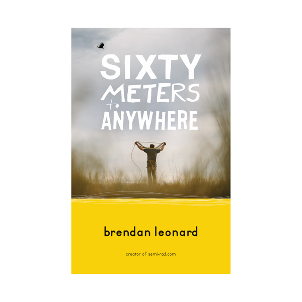 sixty meters to anywhere signed book