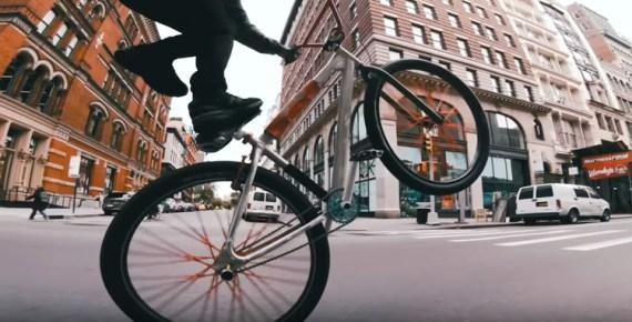 screen capture from Wheelie Boys - A$AP FERG + RRDBlocks NYC