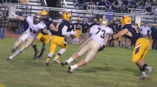 McTaggart set to get the Trenton QB in the playoffs