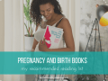 Recommended books for pregnancy and birth