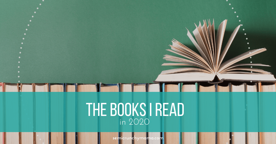 The Books I Read in 2020