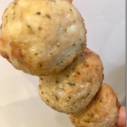 【ファミマ】塩つくね串(しそ風味)を食す