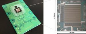 Toyohashi's semiconductor image sensor (Source:  Toyohashi)