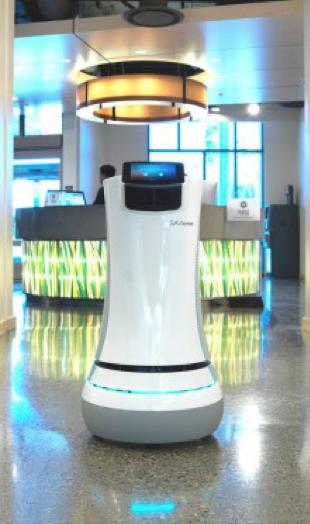 Figure 1. SaviOne Robot, Courtesy of Savioki.