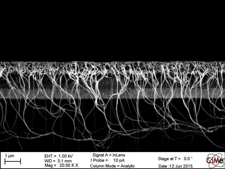 carbon nanotube perovskite solar cell Aalto mar28