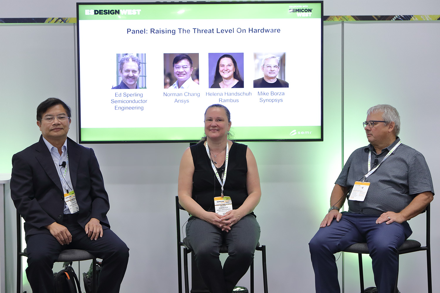 Data Security on AI Chips - panel image