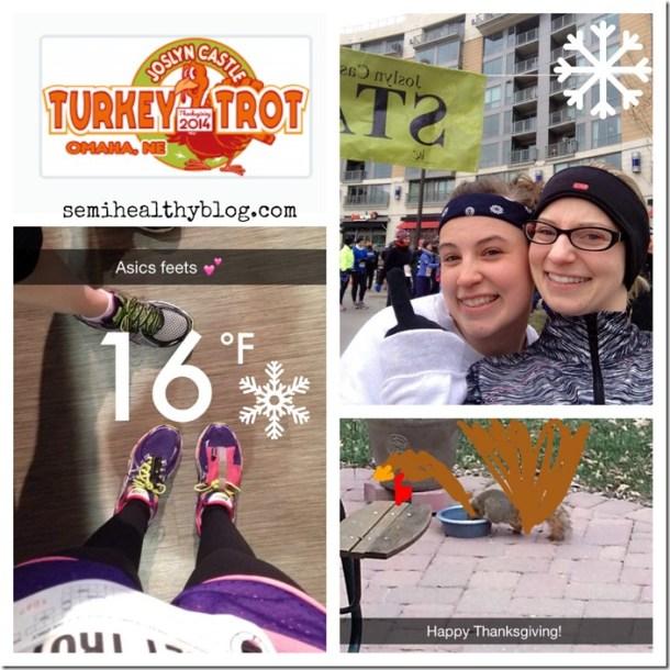 turkey trot 2014