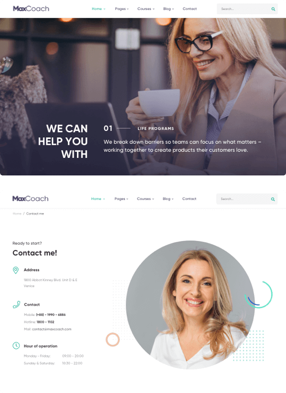landing-showcase-predefined-pages-01