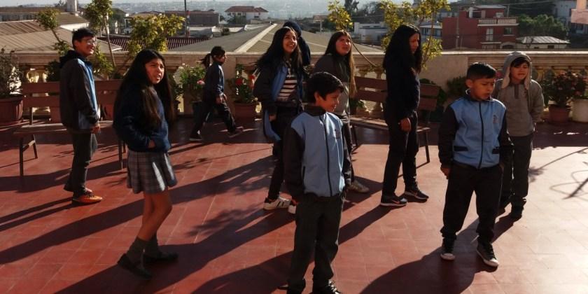 Estudiantes del Colegio Bernarda Morín visitan nuestro Plantel