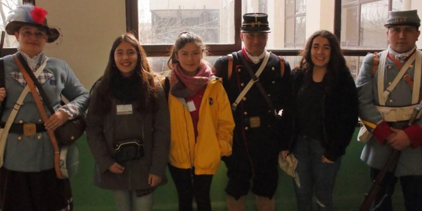 Academia de Patrimonio representa a nuestro Colegio en el III Congreso Nacional de Educación y Patrimonio