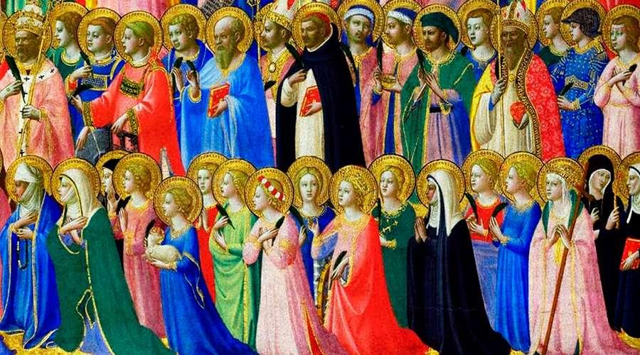 Homilía del Día de todos los Santos