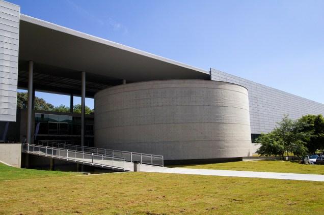 Auditório István Iancsó (exterior).