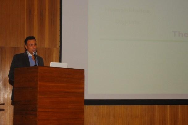 23/10. Karim Gherab Martín, Sessão de Debates. Foto: Jorge Viana.