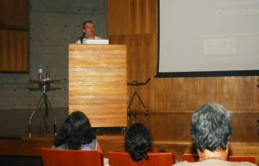24/10. Daniel Alves, Mesa dos Historiadores. Foto: Jorge Viana.
