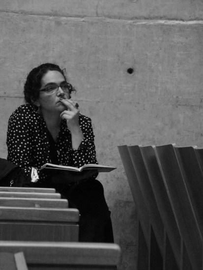 23/10. Maria Clara Paixão de Sousa. Foto: Elena Lombardo.