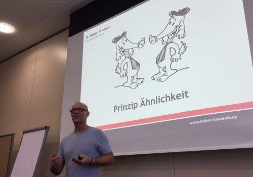 Mein Seminarjahr - Stefan Frädrich - Kommunikation - Prinzip Ähnlichkeit