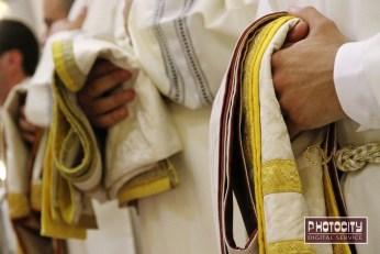 Diaconate stole