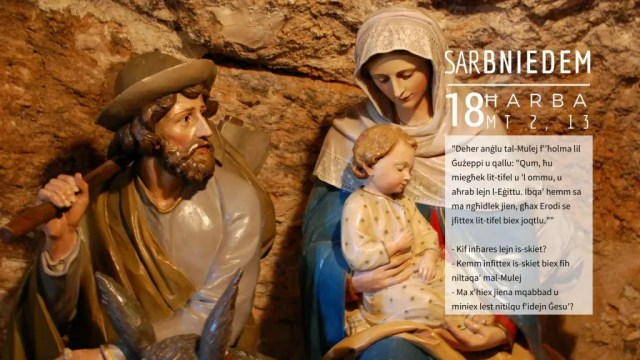 Kalendarju Avvent 18