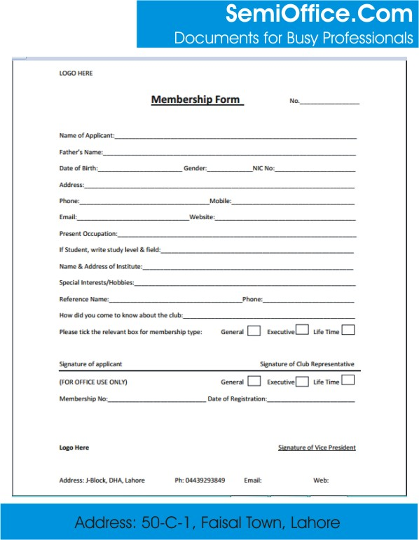 Form Templates Word purchase order freewordtemplates net 4191 – Form Template Word
