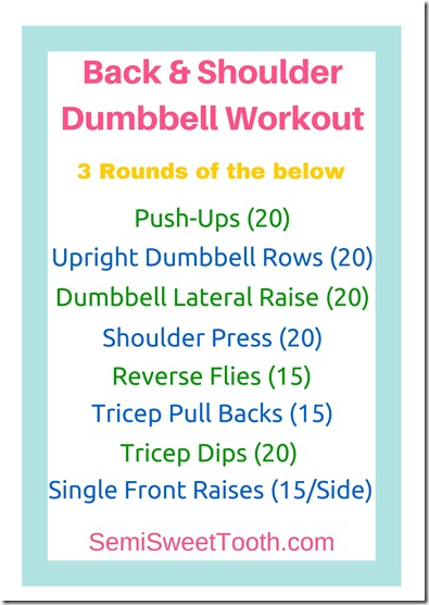 Arm Workout _6 27 16