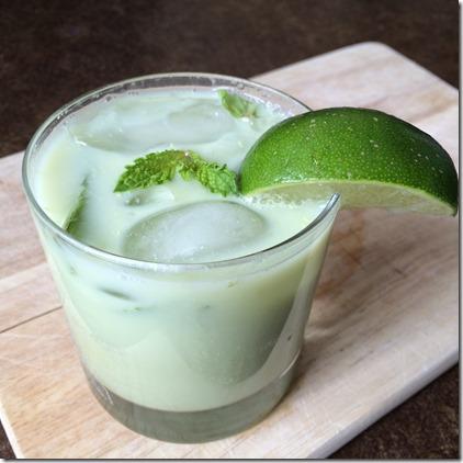 Matcha Mint Latte Iced Tea _2