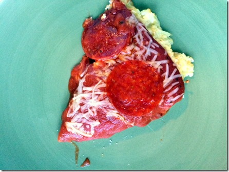 Cauliflower Pizza Crust _5