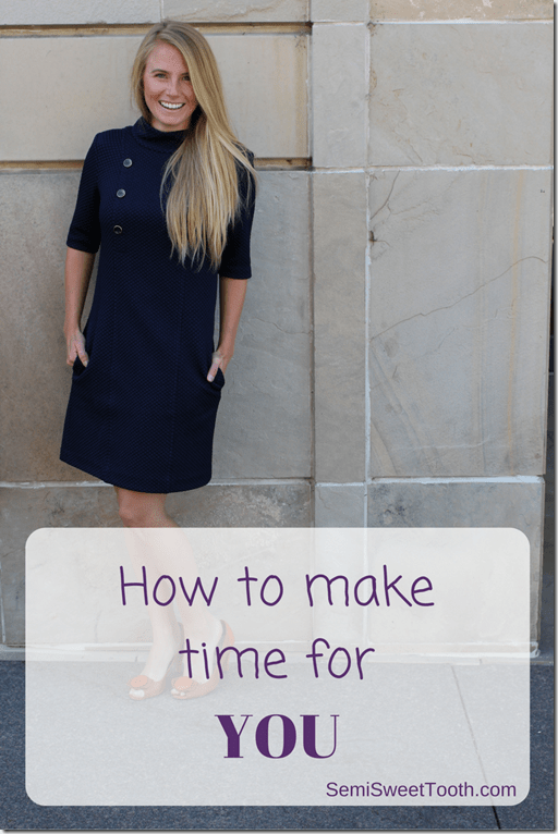 How to make time for you