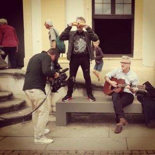 Martin als Semmeldenkmal auf der Documenta 2017