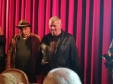 Peter Zingler und Heinz Hoenig