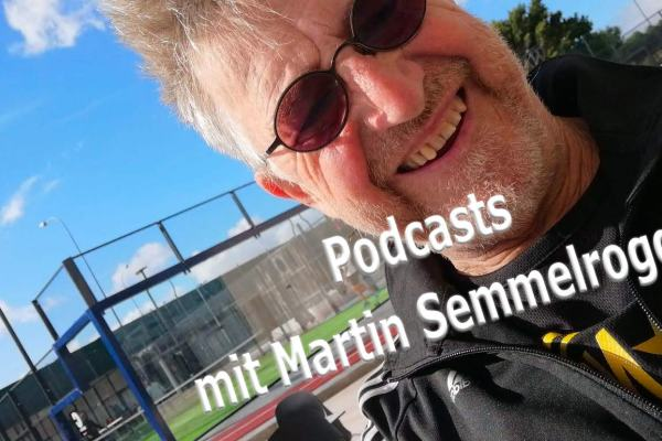 Jetzt neu: Podcasts mit Martin Semmelrogge