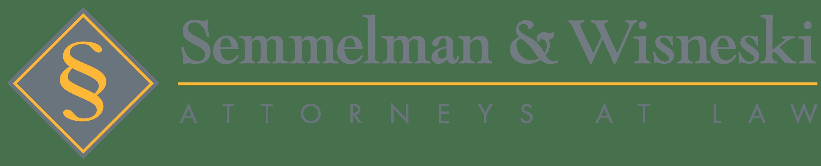 Semmelman and Wisneski law
