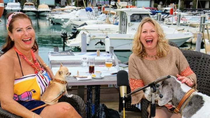 Podcast Premiere: Reggy im Talk mit der Sängerin und Moderatorin Simona Sigmund