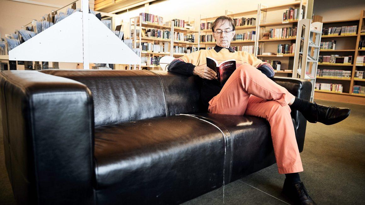 """Wochenend Seminar """"Spannung"""" mit Thriller Experte Anders Alborg"""