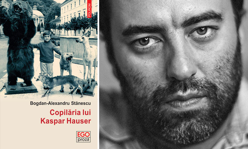 Copilăria lui Kaspar Hauser, de Bogdan-Alexandru Stănescu: Premiul pentru Proză, în cadrul Premiilor Nepotu' lui Thoreau