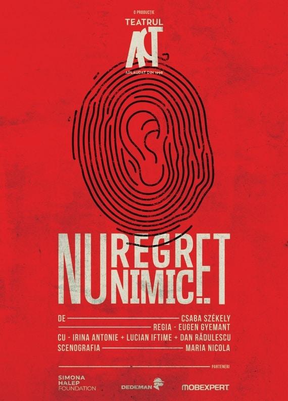 Nu regret nimic – o premieră la Teatrul ACT