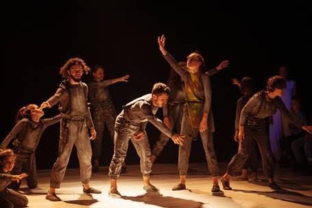 """""""Val și Cetatea Sufletelor"""" revine la Centrul Național al Dansului"""