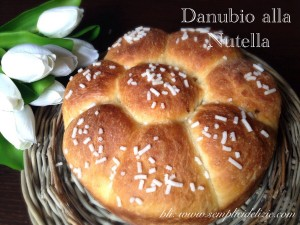 Danubio alla Nutella