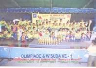 Para Juara Olimpiade Sempoa Kreatif di Monkasel Maret 2007