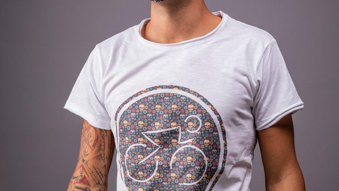 """T-Shirt """"Curidòr"""" Teschi"""