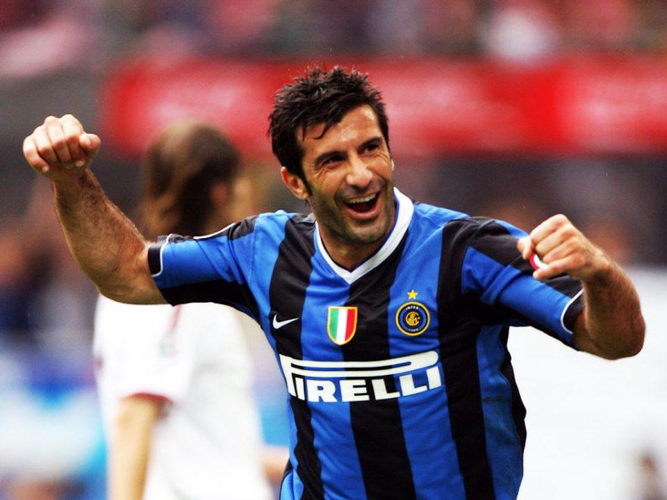 Video - Inter Celebrate 12 Years Since Luis Figo's Last Nerazzurri Appearance Against Atalanta