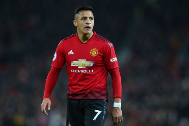 Inter & Juventus Meet With The Agent Of Manchester United's Alexis ...