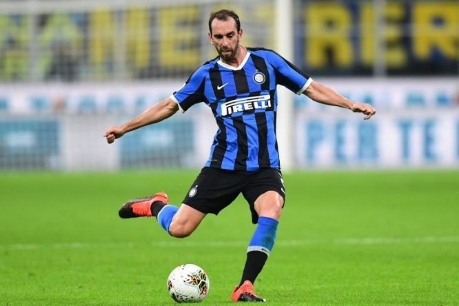 Video - Inter Defender Godin:
