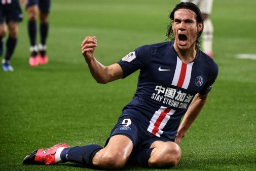 Italian Media Claim Inter Could Offer PSG Striker Edinson Cavani ...