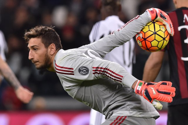 Gigio unsellable for Milan | Valerio Pennicino/Getty Images