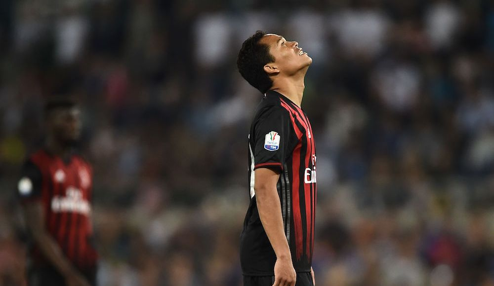 Bacca may have Milan career cut short | Getty Images