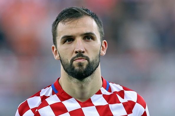 Badelj still wanted by Milan   STR/AFP/Getty Images