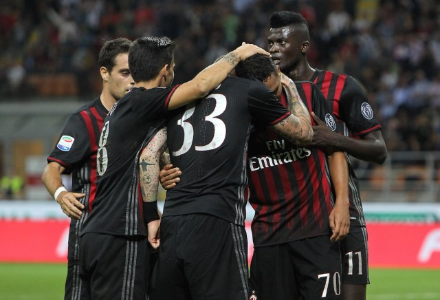 Milan move up with Lazio win   Getty Images